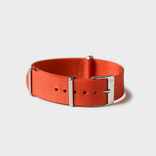 18mm NATO Strap: NL18-RE/PO