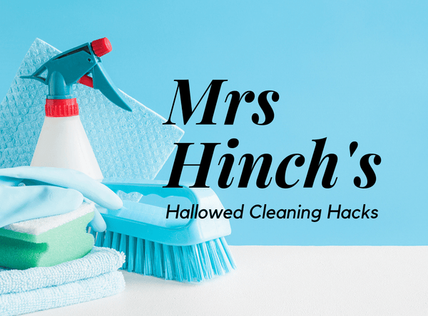 Mrs Hinch's Hallowed Cleaning Hacks