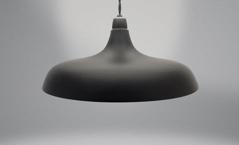 Coolie Dome Retro Pendant Light Shade