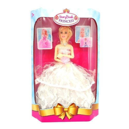 Story Book Princess Doll 28cm