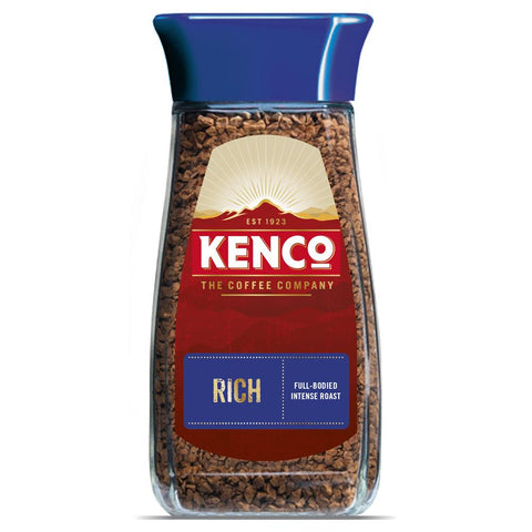 Kenco Instant Coffee Rich Roast 200g