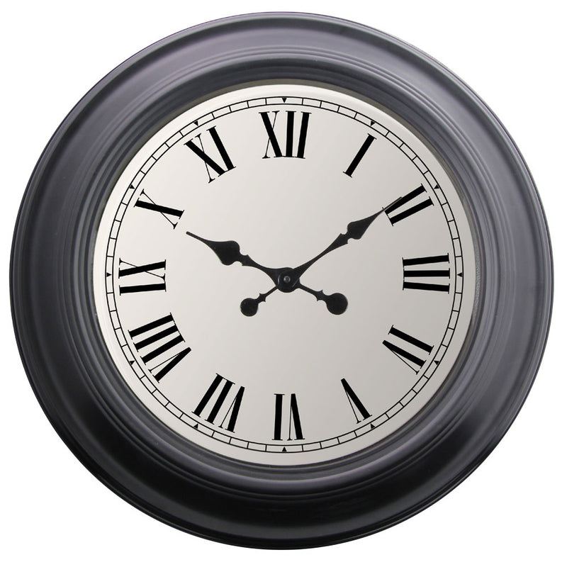 Oversized Statement Wall Clock - FabFinds