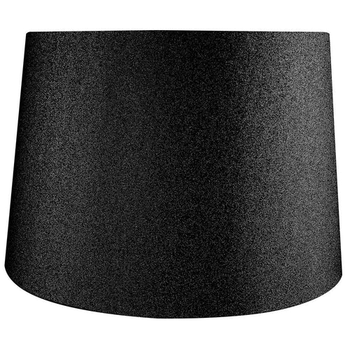 Black Glitter Lamp Shade