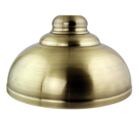Metallic Dome Metal Light Shade