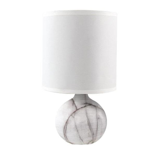 Marble Base Table Lamp
