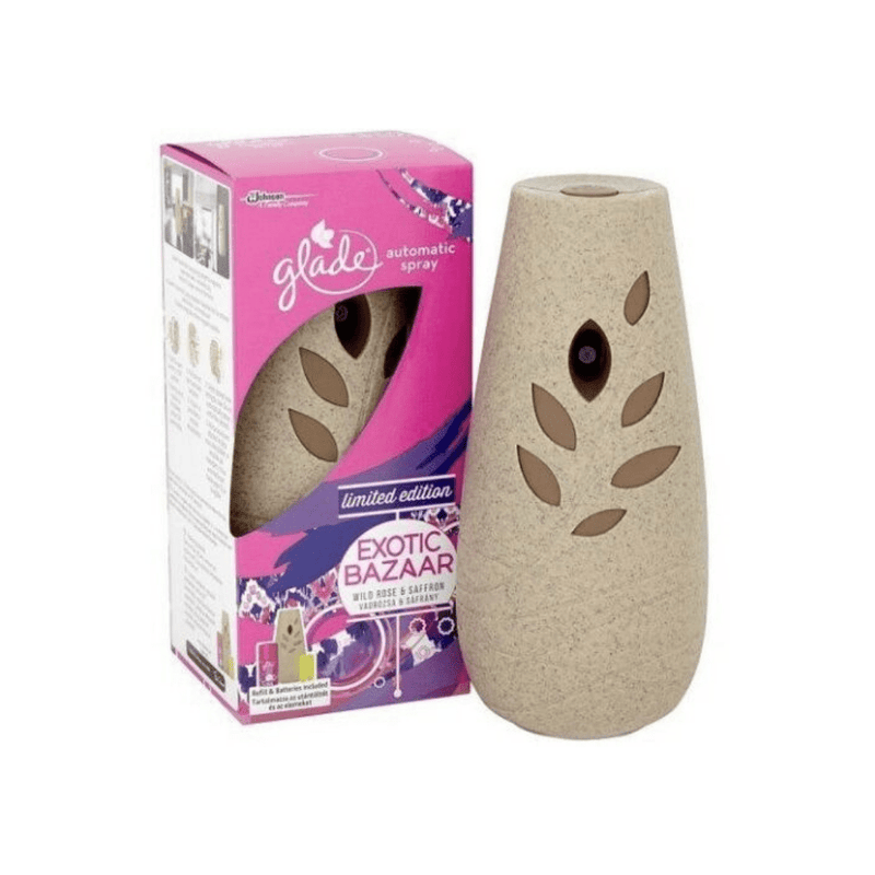 Glade Exotic Bazaar Automatic Spray Unit Air Freshener - FabFinds