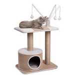 PetFace Cat Tree Activity Centre Scratching Post - FabFinds