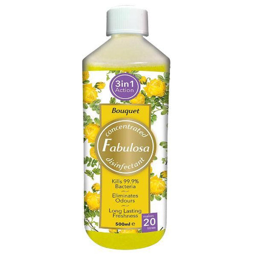 Fabulosa Concentrated Disinfectant Bouquet 500ml