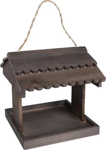 Gardman Wooden Hanging Wild Bird Feed Table - FabFinds