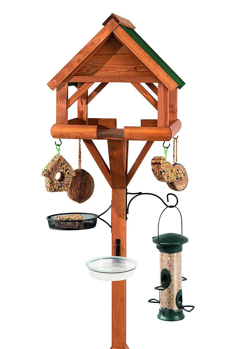 Gardman Wild Bird Table Accessory Set Feeder Kit - FabFinds
