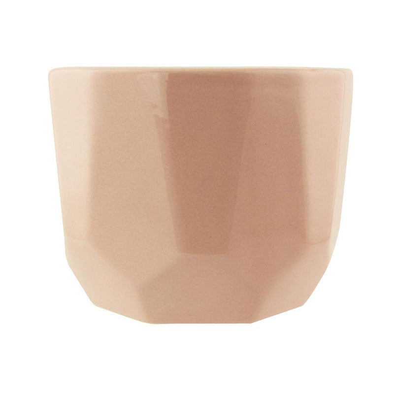 Art Deco Style Ceramic Decorative Indoor Planter - FabFinds