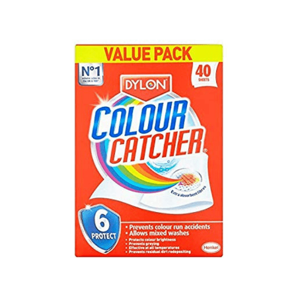 Dylon Colour Catcher 40 Sheets - FabFinds