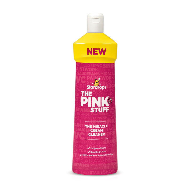 The Pink Stuff Cream Cleaner 500ml - FabFinds