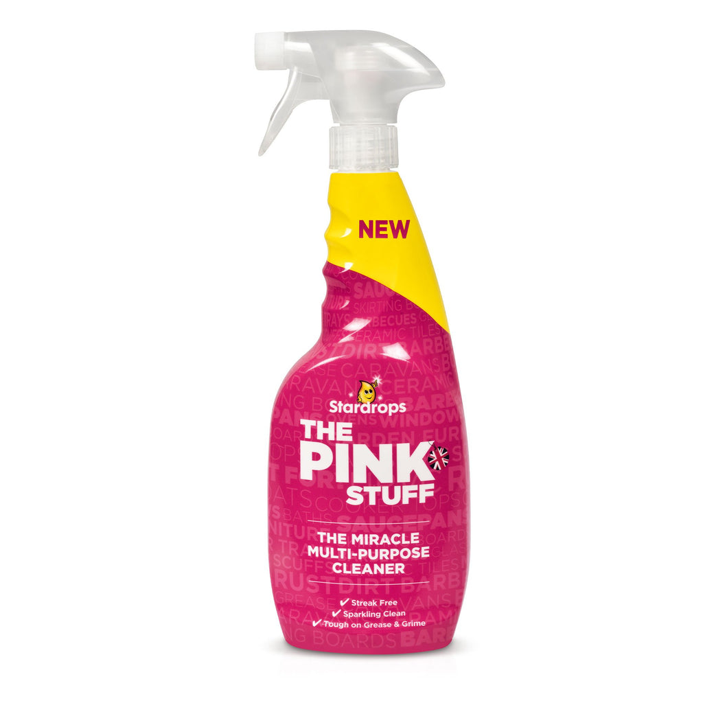 The Pink Stuff Multi-Purpose Spray Cleaner 750ml - FabFinds
