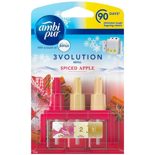 Ambi Pur 3volution Refill Winter Spiced Apple