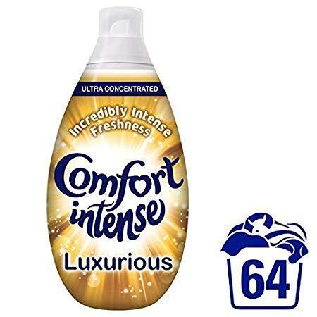 Comfort Intense Fabric Conditioner Luxurious 960ml - FabFinds