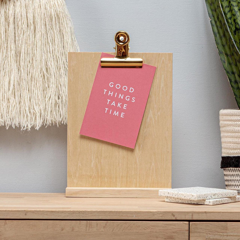 Natural Clipboard - FabFinds