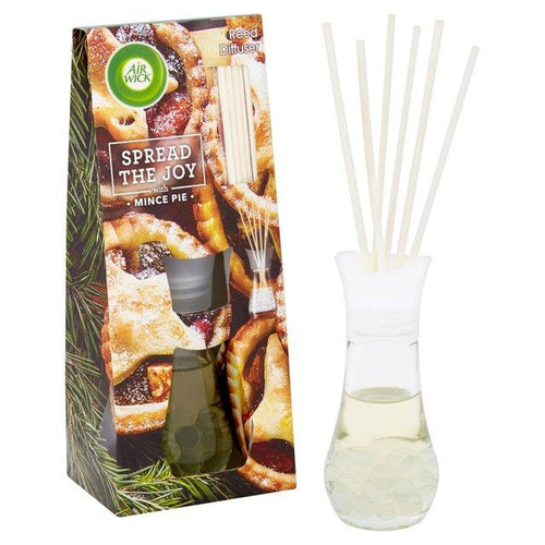 Air wick Reed Diffuser Mince Pie 30ml