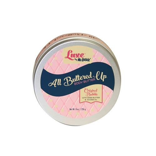 Luxe All Buttered Up Body Butter Original Bubble 226g - FabFinds