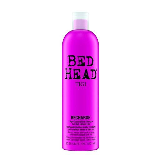 Bed Head Tigi Urban Antidotes Recharge Shine Shampoo 750ml - FabFinds