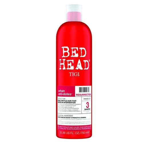 Bed Head Tigi Urban Antidotes Resurrection Shampoo 750ml - FabFinds