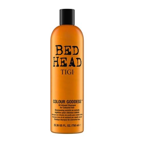 Bed Head Tigi Colour Goddess Shampoo 750ml - FabFinds
