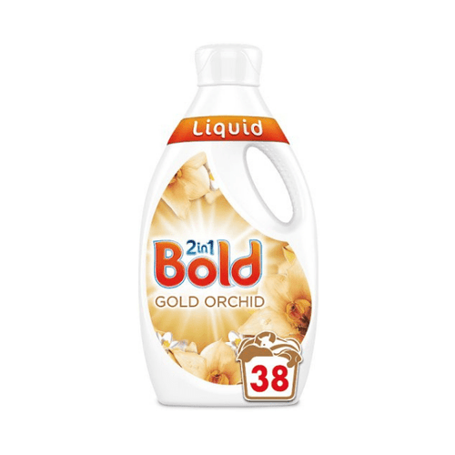 Bold Washing Liquid 2 in 1 Gold Orchid 38 Washes 1.33 Litre