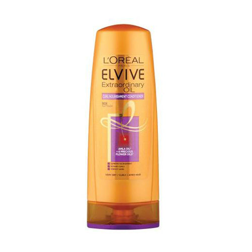 L'Oreal Elvive Extraordinary Oil Curl Nourishment Conditioner 250ml - FabFinds