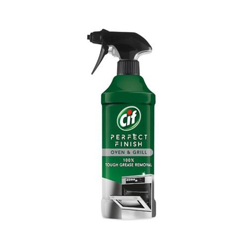 Cif Perfect Finish Oven & Grill Cleaning Spray 435ml