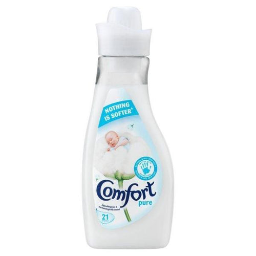 Comfort Pure Fabric Conditioner 750ml