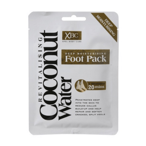 XBC Deep Moisturising and Revitalising Coconut Foot Pack