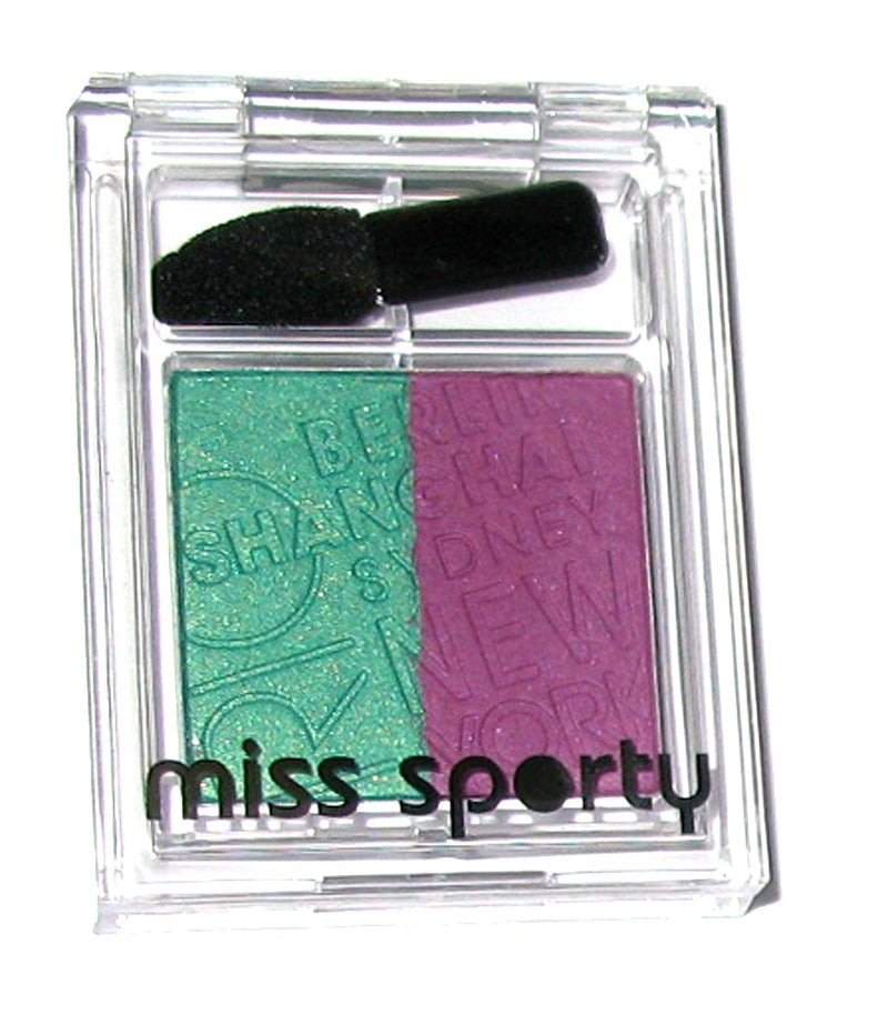 Miss Sporty Studio Colour Eyeshadow Duo - FabFinds