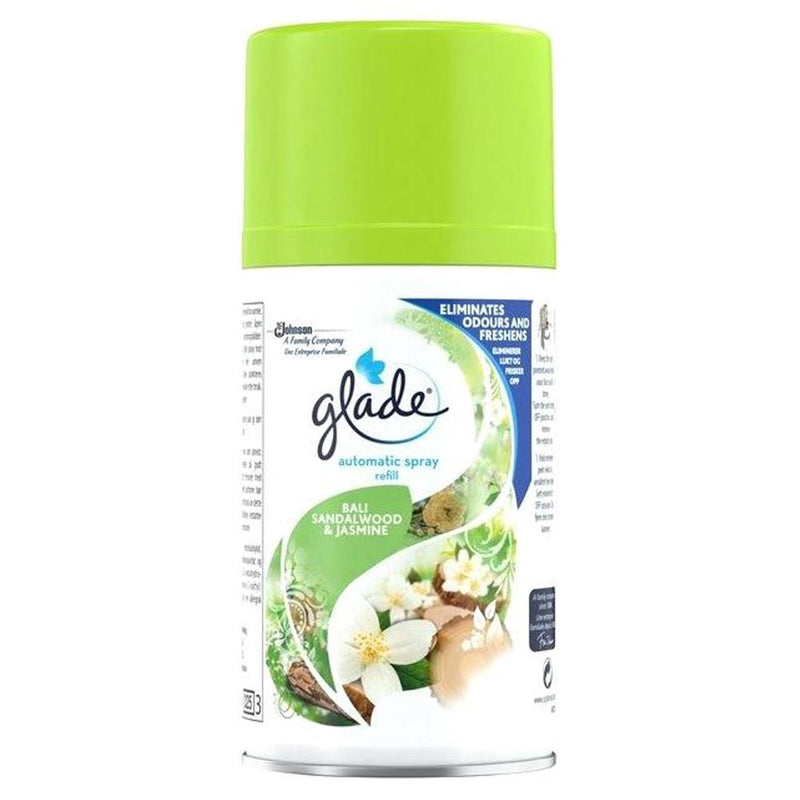 Glade Refill in Bali Sandalwood & Jasmine 269ml - FabFinds