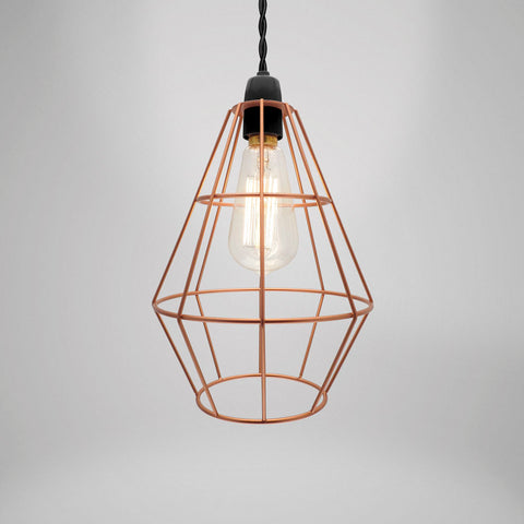 Shoreditch Industrial Pendant Light Shade