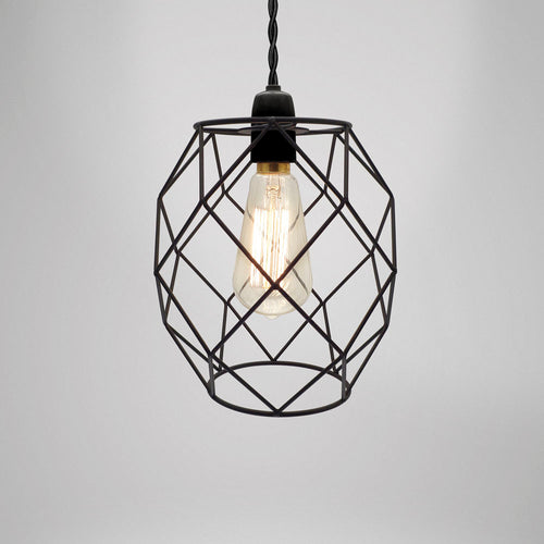 Camden Industrial Metal Light Shade