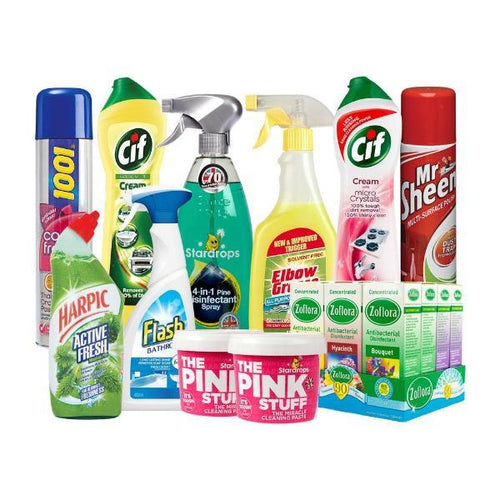 Mrs Hinch Home Cleaning Bundle 14 Piece