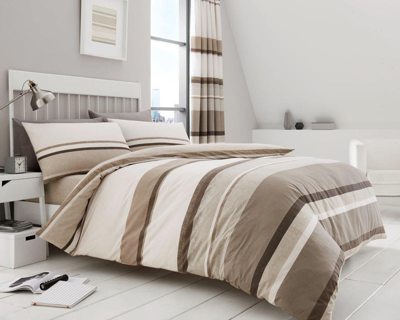 Hudson Duvet Set - FabFinds