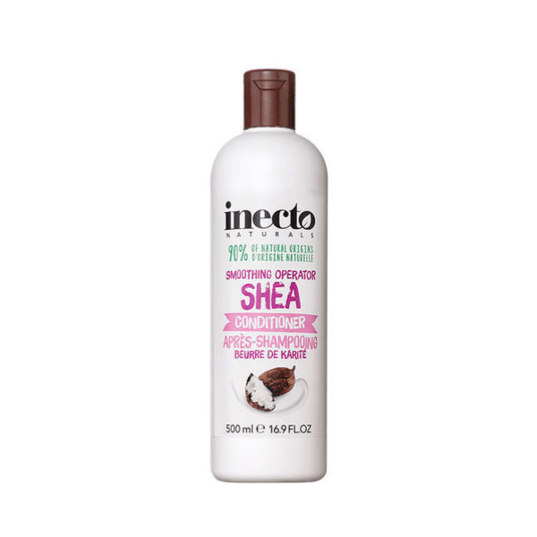 Inecto Naturals Shea Butter Hair Conditioner 500ml - FabFinds