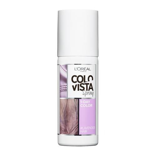 L'Oreal Colovista Spray Lavender Hair 75ml - FabFinds