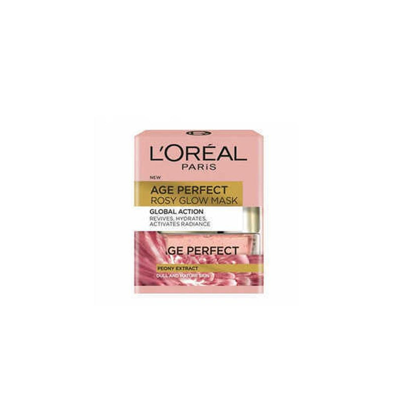 L'Oreal Age Perfect Rosy Glow Face Mask 50ml