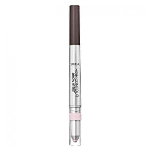 L'Oreal High Contour Brow Pencil & Highlighter Duo 107 Cool Brunette - FabFinds
