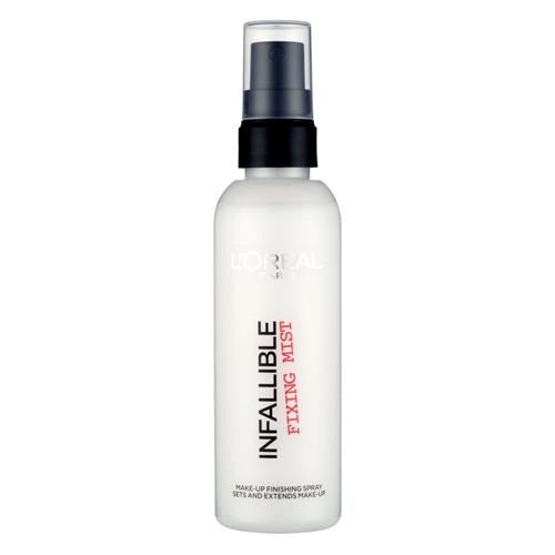 L'Oreal Infallible Fixing Mist Makeup Finishing Spray 100ml