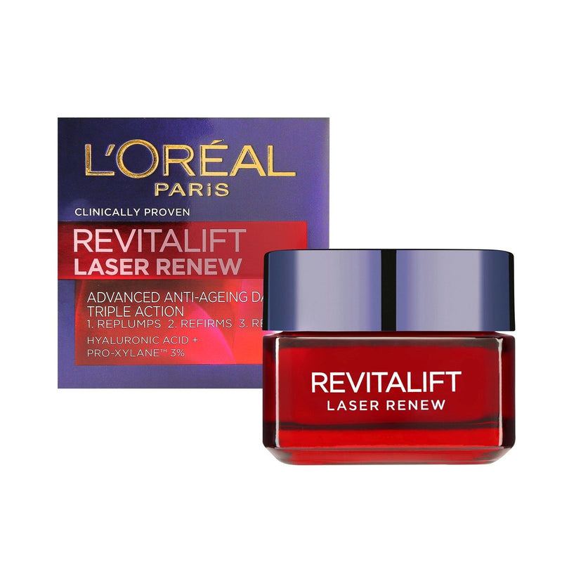 L'Oreal Revitalift Laser Renew Day Cream 50ml - FabFinds