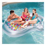 Bestway Inflatable Swimming Pool Lounger 7ft - FabFinds