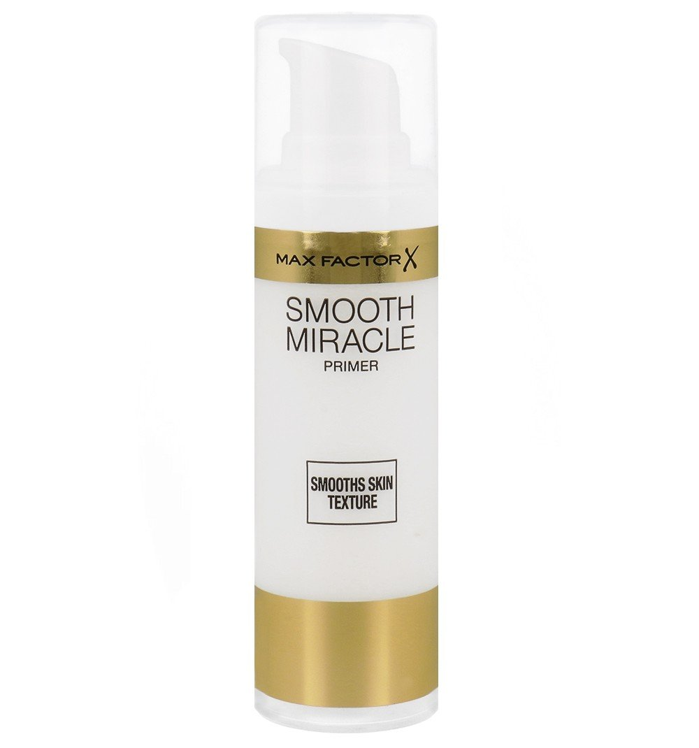 Max Factor Smooth Miracle Primer Smooths Skin Texture 30ml - FabFinds