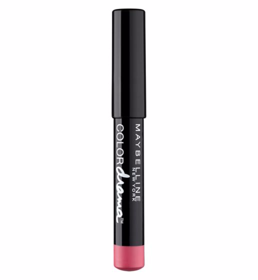 Maybelline Color Drama In with Coral Lip Pencil - FabFinds
