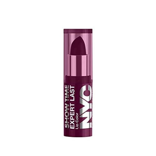 NYC Expert Last Lipstick Multiple Shades 3.2g - FabFinds