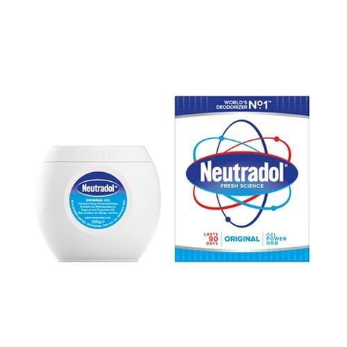 Neutradol Original Gel Power Orb Air Freshener 135g