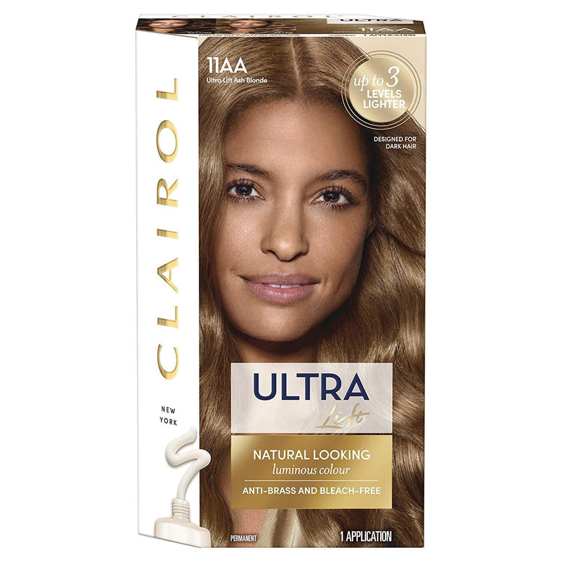 Clairol Nice n Easy Hair Colour in Ash Blonde 11AA - FabFinds