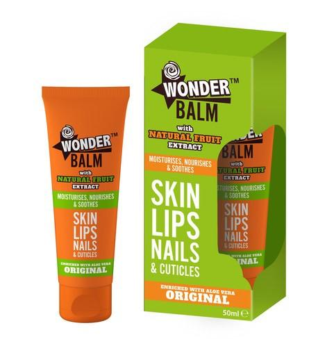 Nuage Wonder Balm Skin Lips Nails & Cuticles 50ml - FabFinds
